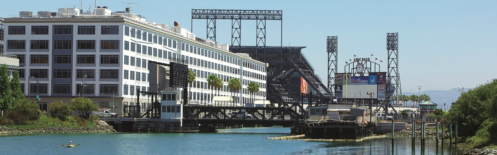 Hotels Near AT&T Park - AT&T Park