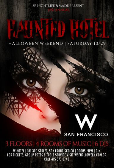 San Francisco Events - Halloween Party